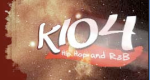 K104 has been [97.9] BEAT OUT