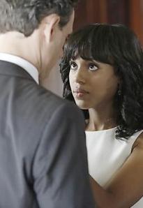 Scandal - Olivia & Pres.Grant