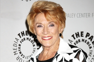 Jeanne Cooper went home