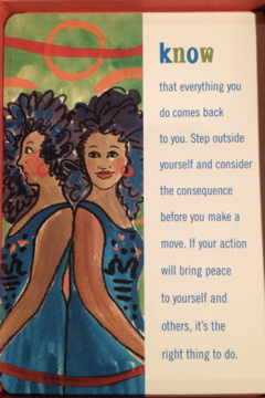KNOW_Empowerment Card