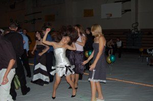 FUN at the Homecoming Dance