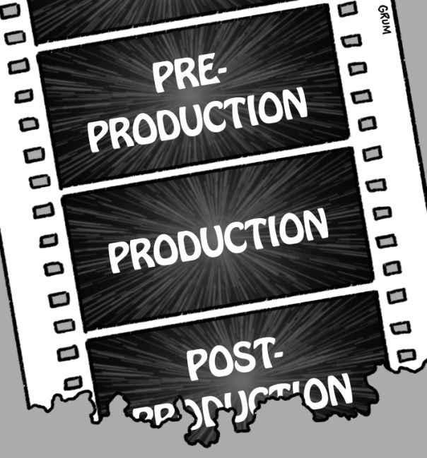 The Film Process Strip