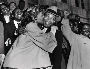 Kissing MLK