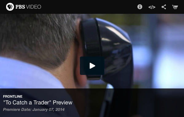 To Catch A Trader - PBS