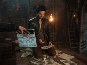 DaVinci's Demons still shot