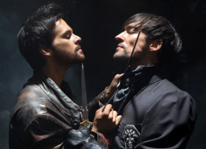 DaVinci and Riario