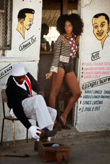 SolangeKnowles on-her-game