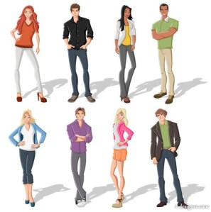 CartoonCharacters 4-designer com