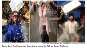 ALS Ice Challenge 2014
