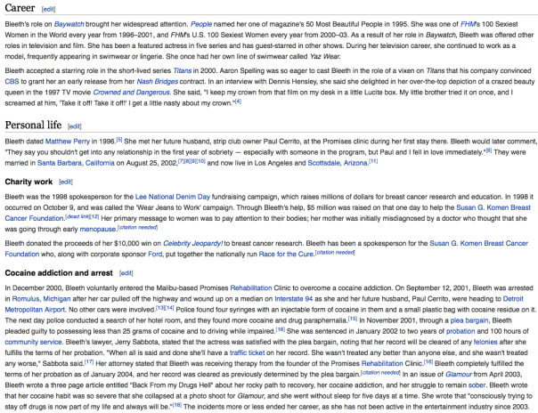 click the wikipedia screenshot to read more about Yasmin...