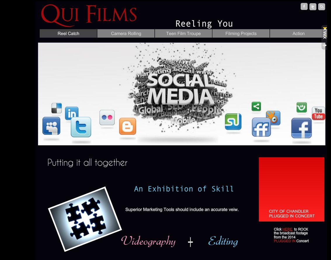 QUI FILMS - Reeling You