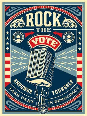 Rock the Vote!