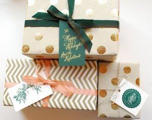 Stunning-Christmas-gift-wrap