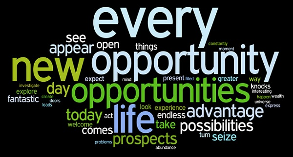 opportunity-wordage-collage