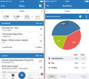 myfitness-pal-diet-log