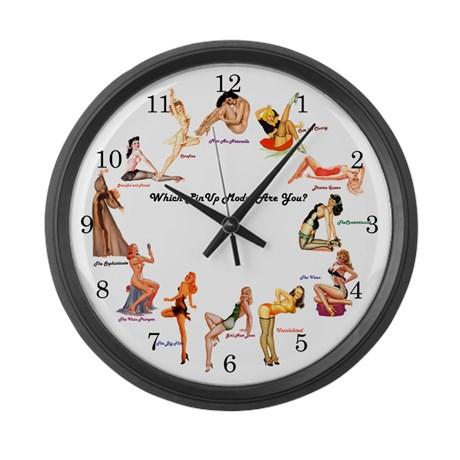 порно сексуальная девушка часы