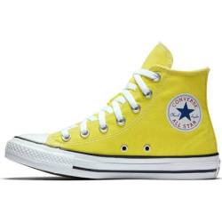 yellow-chucktaylors