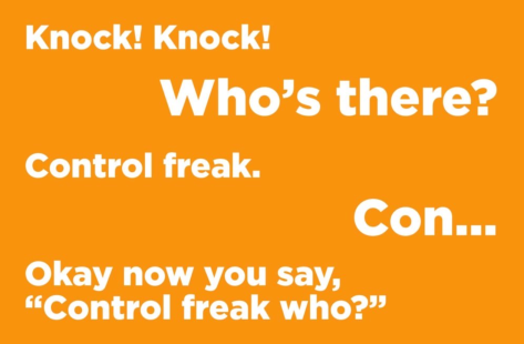 Controlling-Joke