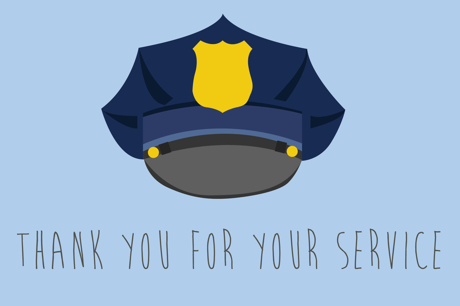 police-card_thanks-for-svc